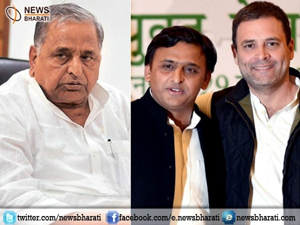 Mulayam won't campaign for SP-Congress alliance; says 'Congress made country lethargic'