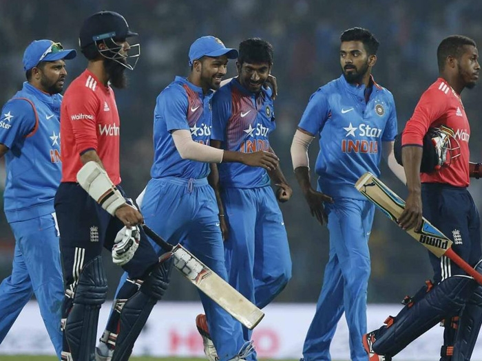 Ind vs Eng: Young Bumrah defends 8 off the final over, India win by 5 runs to make it 1-1