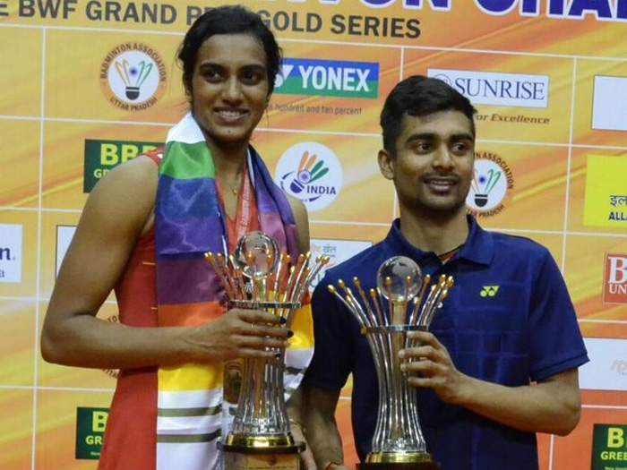 PV Sindhu, Sameer Verma shines at Syed Modi Grand Prix tournament; bags title