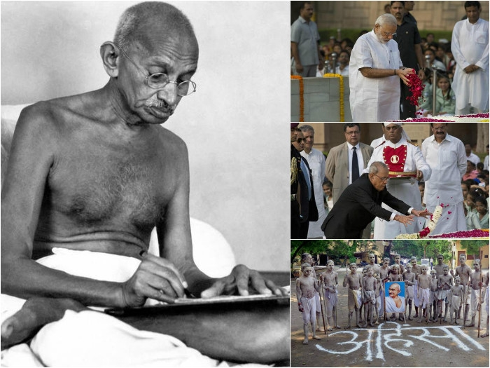 Mahatma Gandhi remembered on his 69th death anniversary