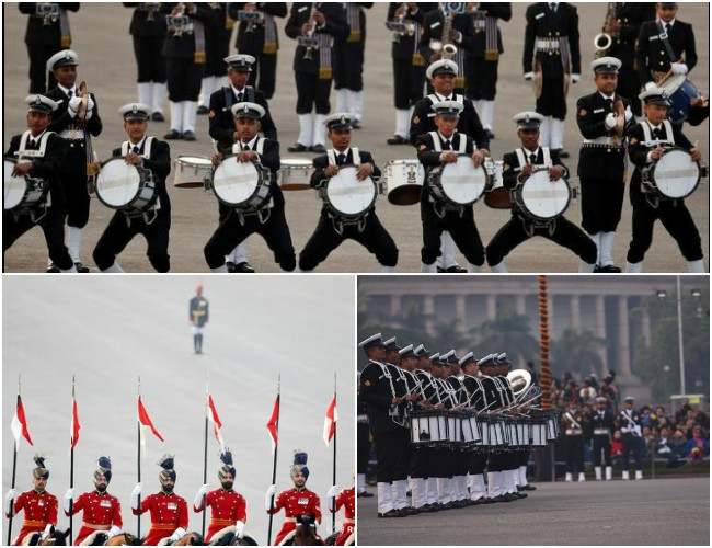 'Beating the Retreat' ceremony marked with patriotic zeal ends Republic Day celebrations
