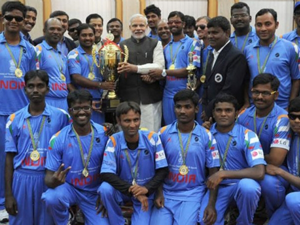 T20 World Cup for blind: India thrashes Bangladesh by 129 runs in opening match
