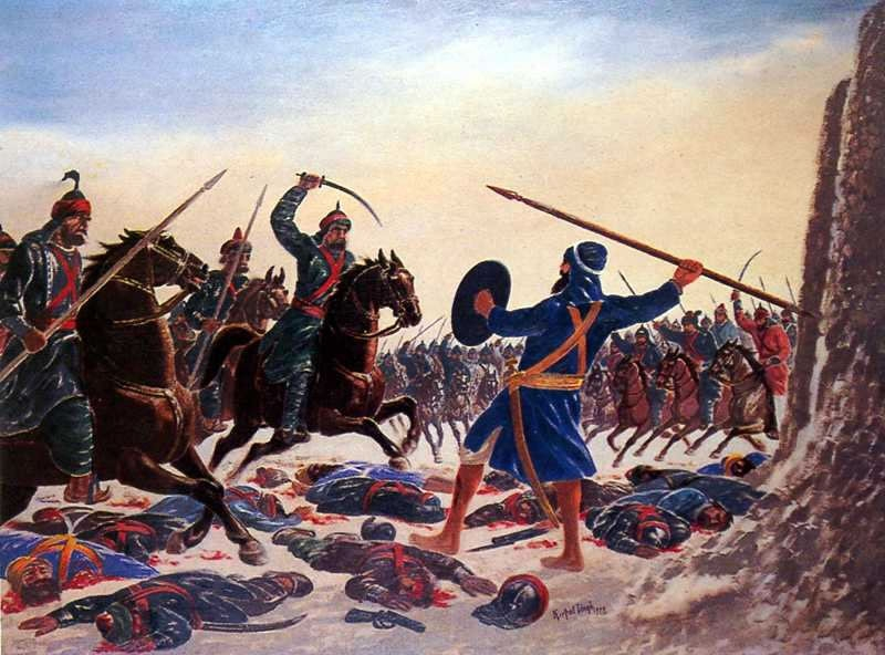 Battle of #Chamkaur: A sage of courage and conviction
