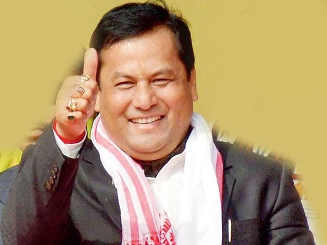 Assam CM Sarbananda Sonowal pitches for rail link between Majuli and Barpeta