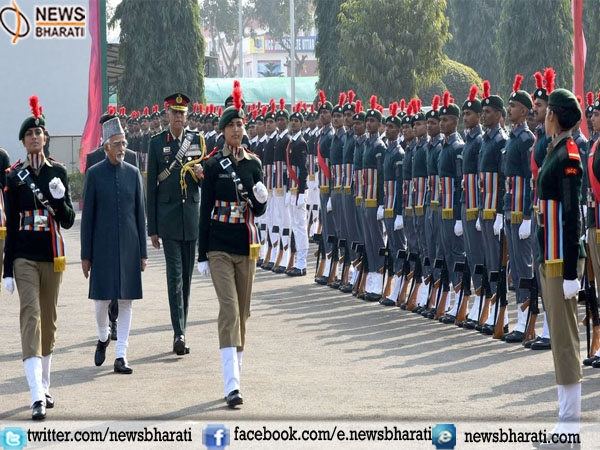 "Vice President Hamid Ansari empowers ""Unity and Discipline"" amongst youth on NCC Republic Day"