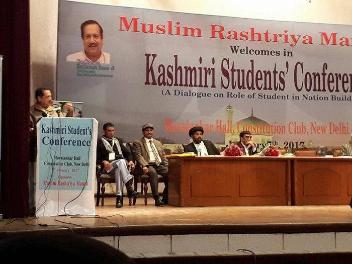 Local elements responsible for misleading Kashmiri youths, says Jitendra Singh
