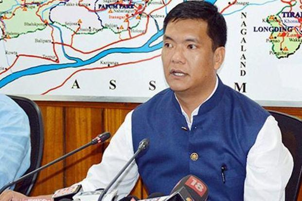 BJP will make history by winning Maipur polls:  Arunachal  CM Pema Khandu