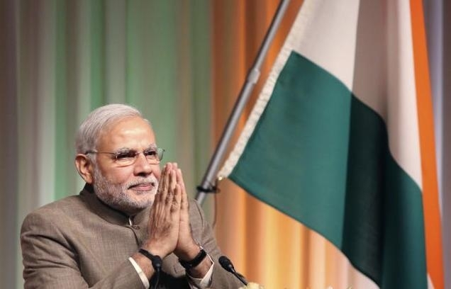I salute common man for his Nationalist sprit : PM Modi in  BJP's National Executive