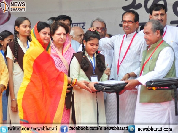 Meritorious students in MP to be awarded in the name of 'Shankarshah' and 'Rani Durgawati'