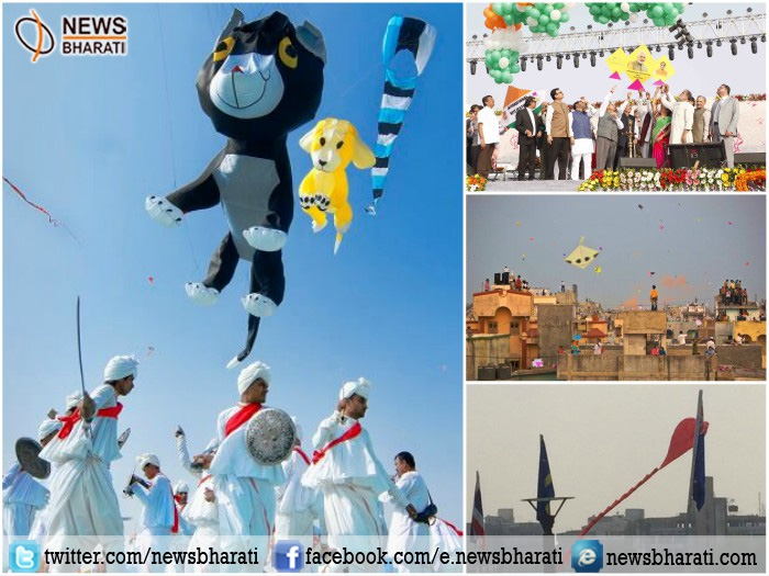 An eventful and colourful week for Gujarat as 'International kite festival' begins