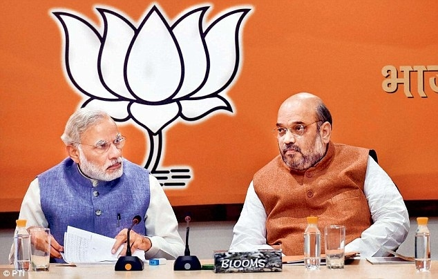 Central Election Committee to  finalise the first list of BJP candidates on Wednesday