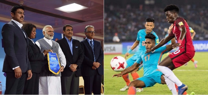ticket world cup fotball under 17 india