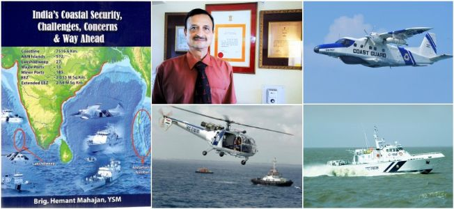 "Book Review: ""India's Coastal Security, Challenges, Concerns & Way Ahead"""