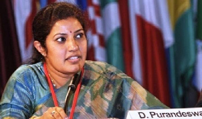 News Bharati - Daggubati Purandeswari lauds PM Modi for