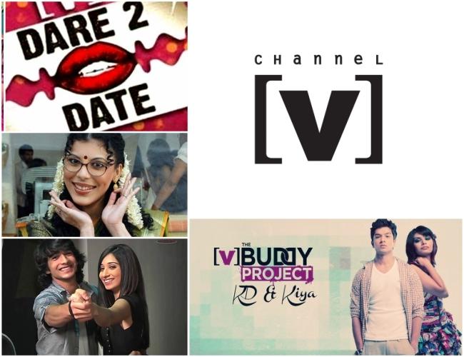News Bharati - Wish this was a bad dream! 'Channel V' soon