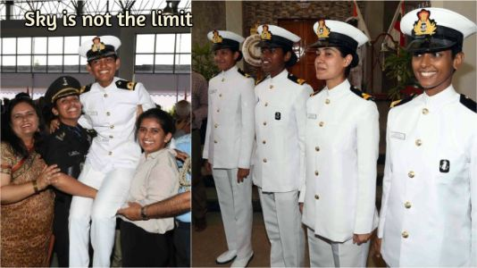 Subhangi Swaroop, first female pilot of Indian Navy: From Miss World to battlefield, Indian women making history every now & then