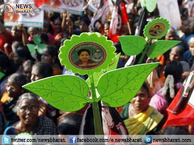 EPS-OPS wins battle equally: Unified factions get back AIADMK party's 'Two Leaves' symbol