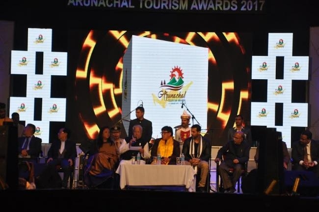 Tourism will bring economic prosperity to the state of Arunachal Pradesh : Governor Padmanabha Acharya