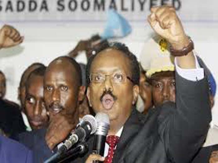 Somalia elects new President