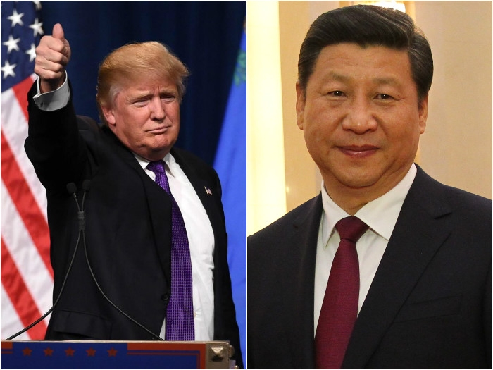 Trump calls Xi Jinping; 'agrees' to honour