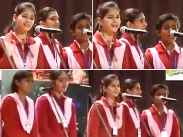 Forget pop and bollywood songs, Rohtak girls' band rock with Bhajans on social media