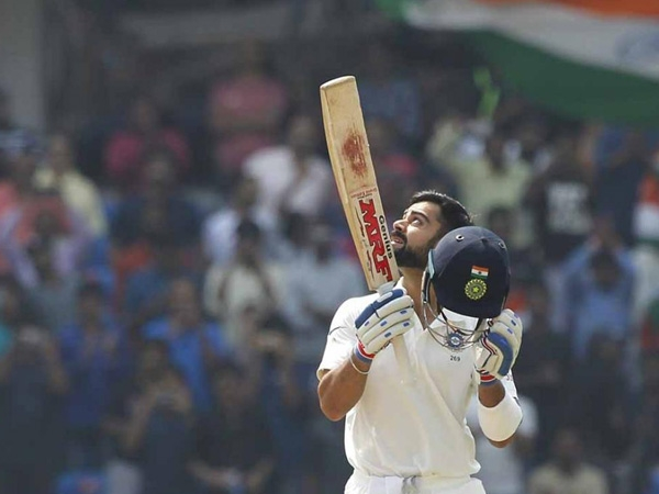 Virat Kohli hits historic double ton against Bangladesh