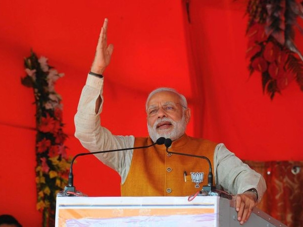 BJP govt is devoted to serve the poor, marginalized and farmers: PM Modi at Badaun rally