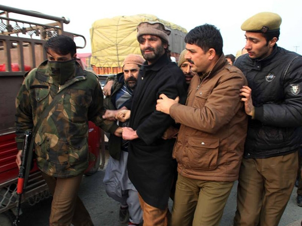Jammu-Kashmir police foils Pro Pak 'UN Chalo' march; separatist Yasin Malik arrested