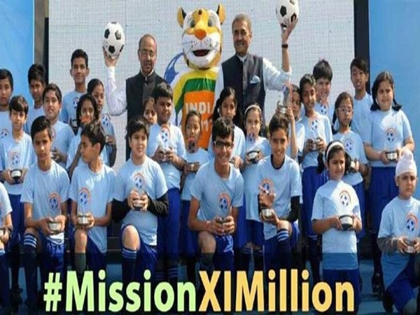 FIFA U-17 World Cup to be held in India; 'Kheleao' to persuade millions of children to play Football