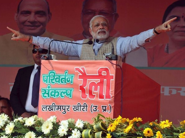 PM Modi slams Congress, SP, BSP; says they failed to meet people's aspirations
