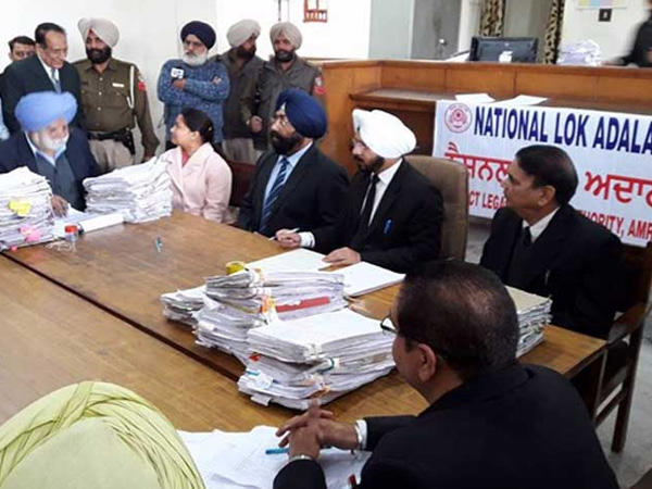 Over 3.5 lakhs cases settled in National Lok Adalat across country