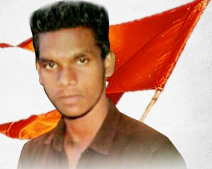 BJP blames CPM for the brutal killing of party worker Nirmal