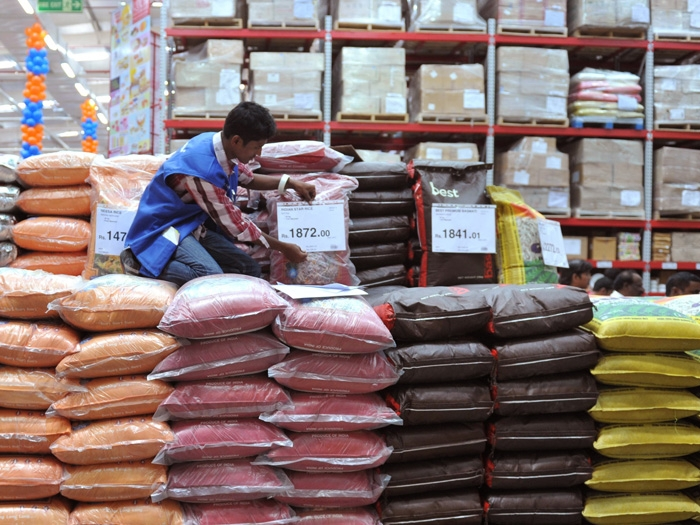 India's wholesale inflation rises to 6.55% in February; hits 39 month high
