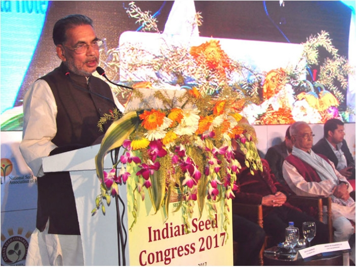 'Indian Seed Industry' can emerge as prominent industry in global markets: Radha Mohan Singh