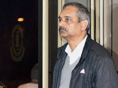Centre grants permission to prosecute Rajendra Kumar