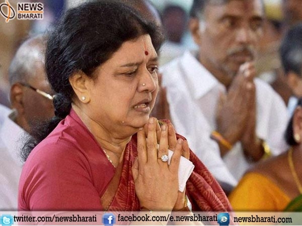 SC convicts Sasikala in DA case, sentenced for 4 years jail along with penalty of Rs.10 Crores