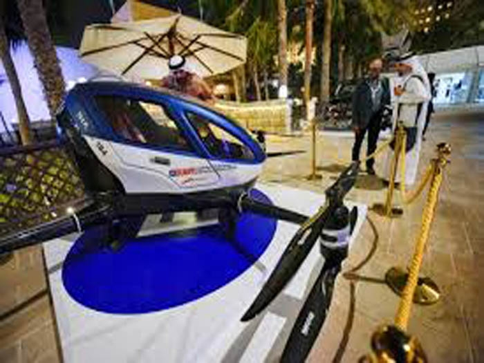 Dubai gets first self-driving hover-taxi, maiden test successful