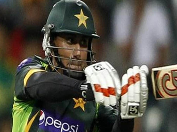 Pakistani cricketer Nasir Jamshed arrested for spot-fixing