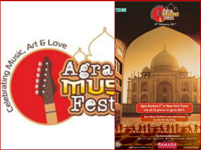World famous artists to figure in Agra Music Fest on Feb 25