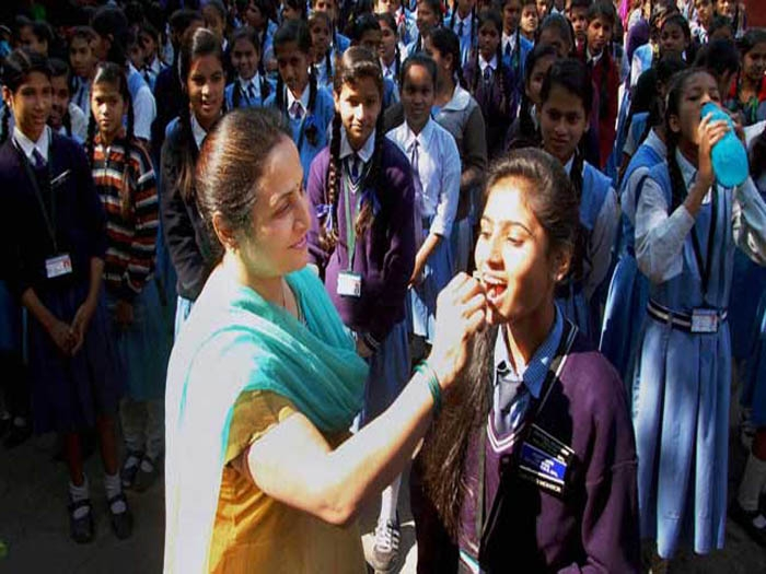 Over 30 cr children to be de-wormed on 3rd National De-worming Day
