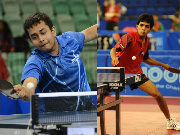 Soumyajit, Sanil Shetty advances to main draw of ITTF World Tour India Open tournament