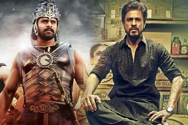 Shah Rukh Khan is not part of the Baabubali 2 : Officials