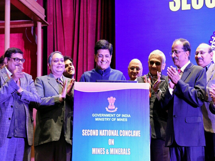 TAMRA portal to enhance transparency in mining operations: Piyush Goyal