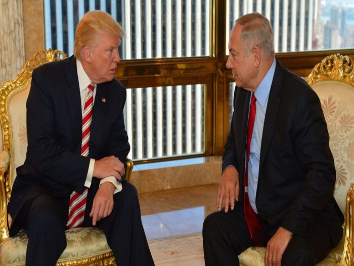 Trump distances away from Israel-Palestine two-state solution
