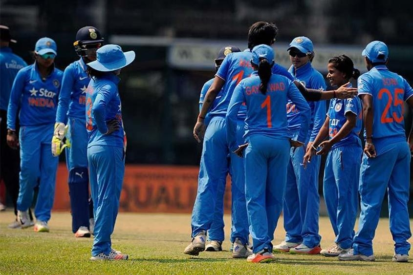 India qualifies into ICC Women's World Cup 2017