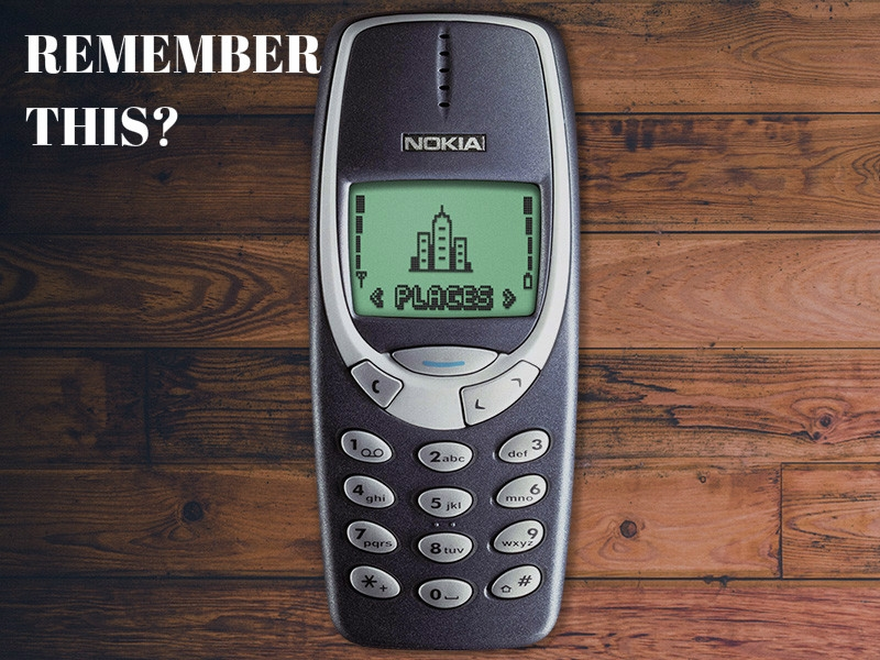Nostalgic Moment as Nokia 3310 is all set to make a comeback