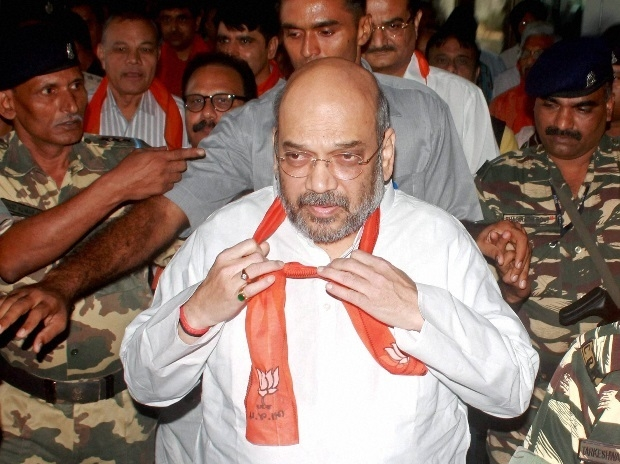 Amit shah to attend
