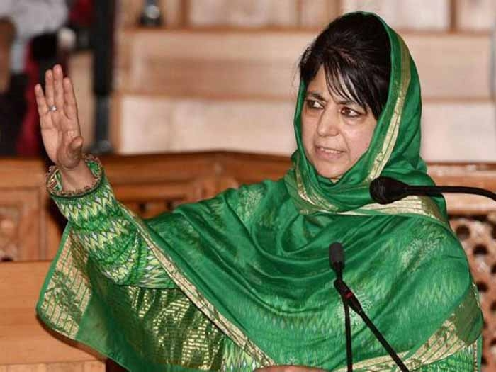 Mehbooba reshuffles cabinet, inducts new faces