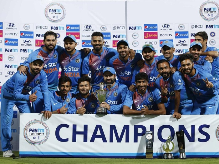 Ind vs Eng: Spinner Chahal's 6 wickets haul crushed England in third T20 match; clinches series