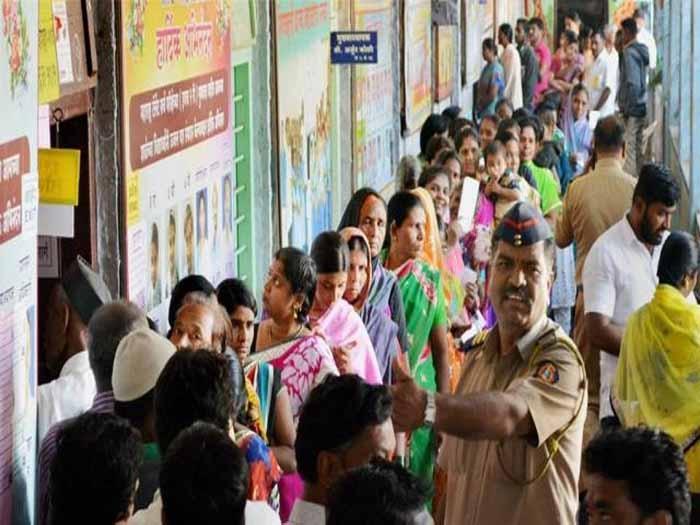 Maharashtra civic body elections on Tuesday